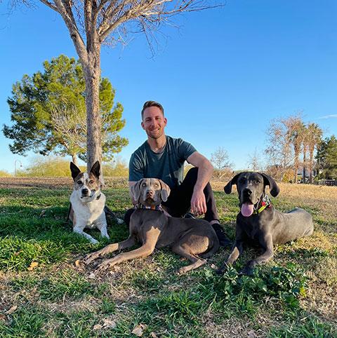 Josh - Dog Trainer, Phoenix, AZ